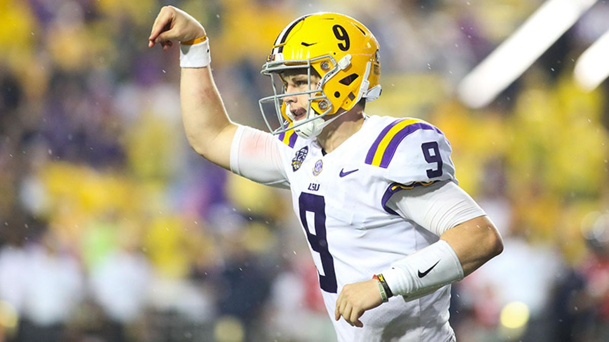 LSU vs. Texas Betting Odds & Picks: Should the Tigers Be So Trendy? article feature image