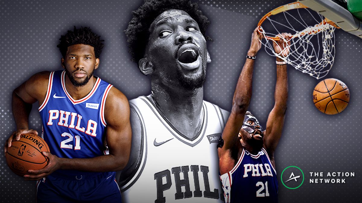 1-on-1 with Joel Embiid: Kobe's Influence, Twitter Trash Talk and Becoming the NBA's Unprecedented Superstar article feature image
