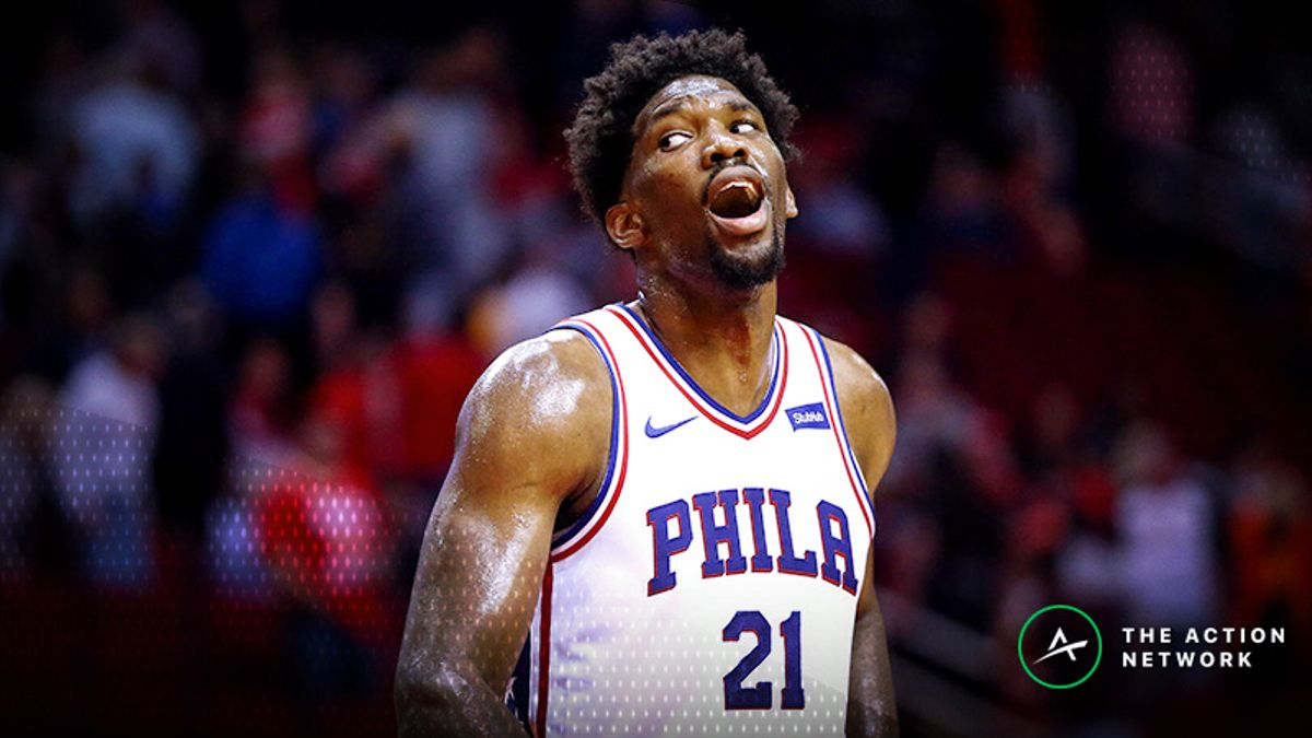 Monday's Best NBA Player Props: Betting Joel Embiid Points, More article feature image