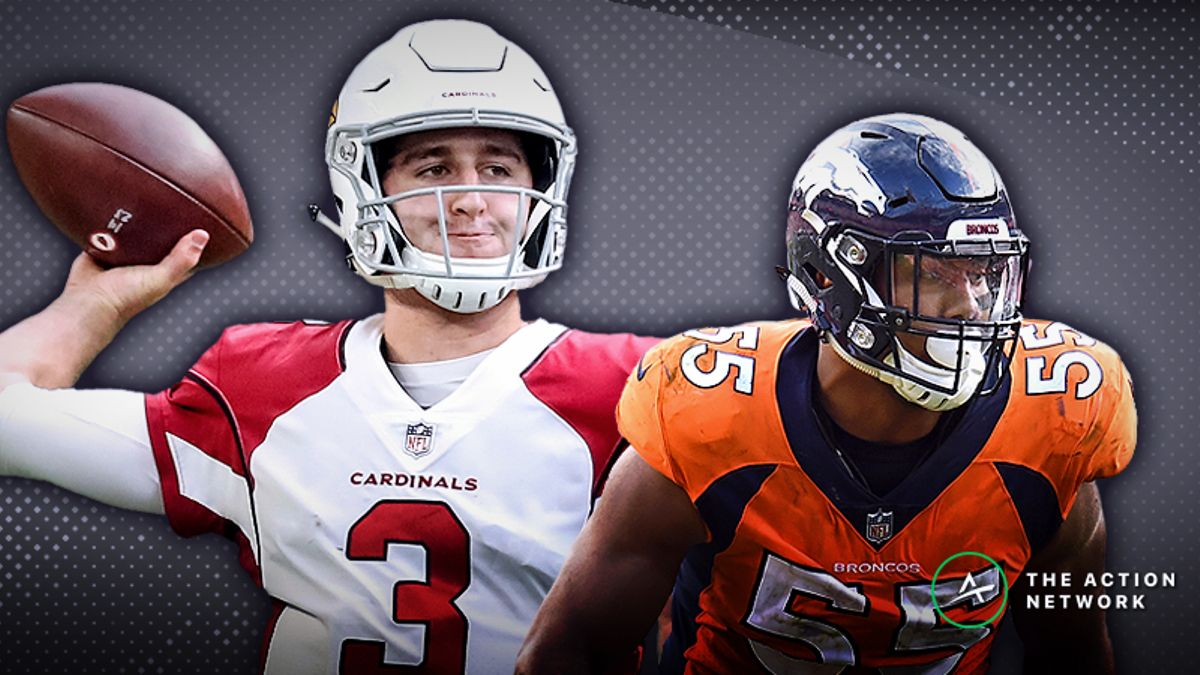 Broncos-Cardinals TNF Betting Preview: Will Denver's Road Woes Continue? article feature image
