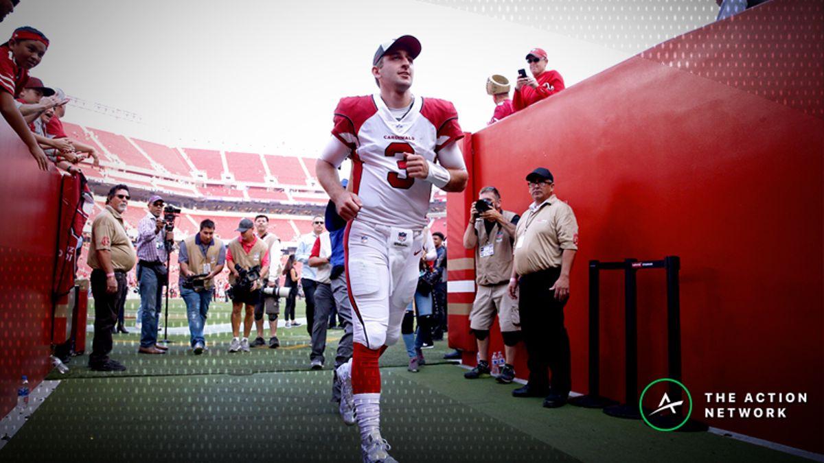 Sharp Bettors Driving Broncos-Cardinals Line Movement article feature image