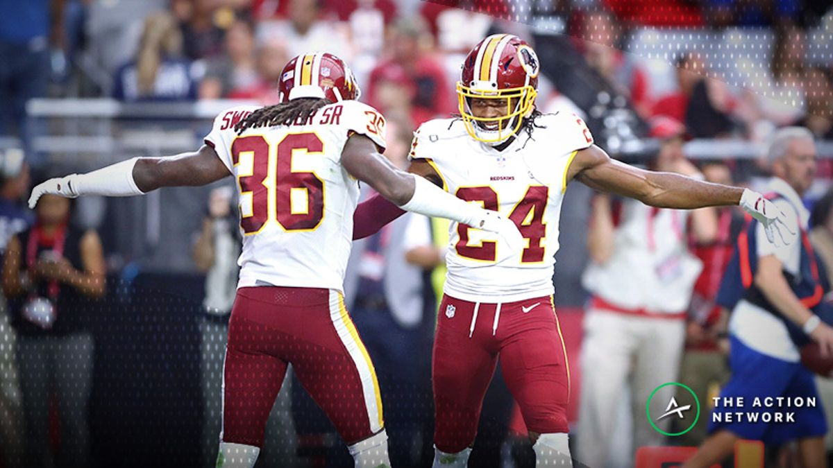 Panthers-Redskins Betting Preview: Sharps and Squares on Opposite Sides in D.C. article feature image