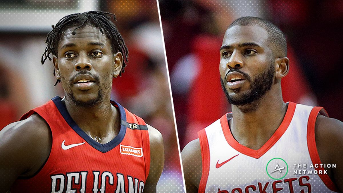 Pelicans-Rockets Betting Preview: A Case for the Over/Under article feature image