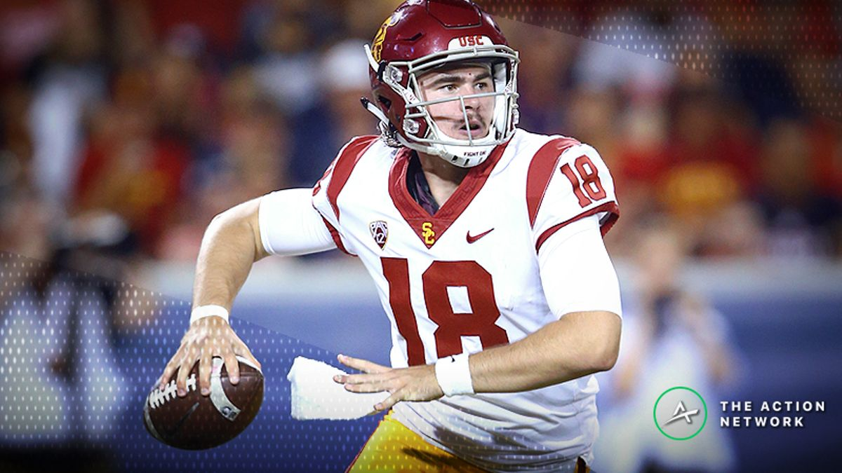 College Football Expert Picks: Our Staff's 12 Favorite Bets for Week 8 article feature image