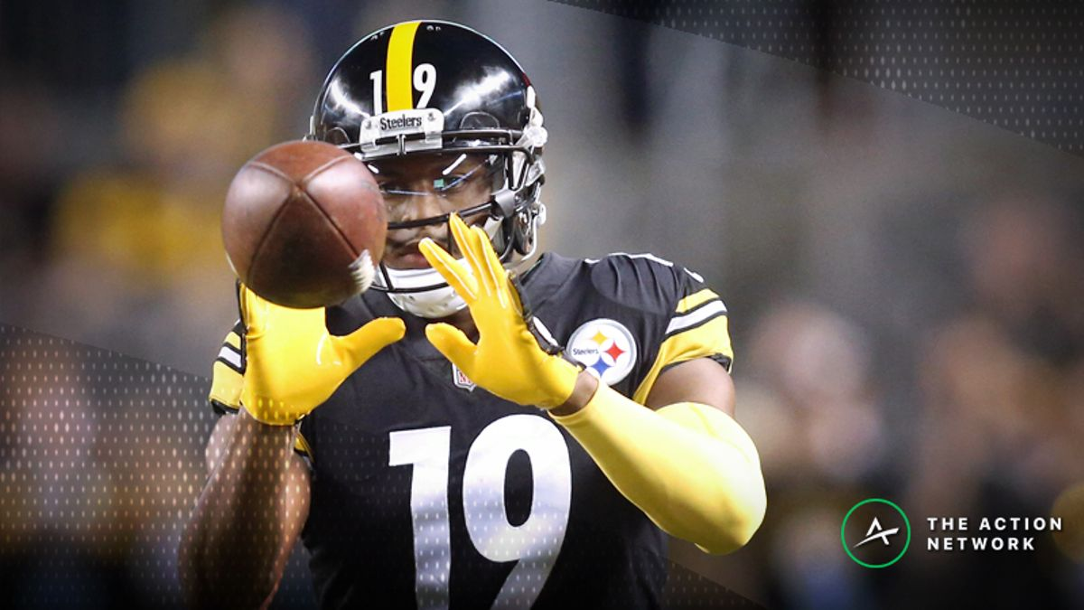 Fantasy Football WR Report: Stars Align For Steelers, Week 5 Favorable Matchups, More article feature image