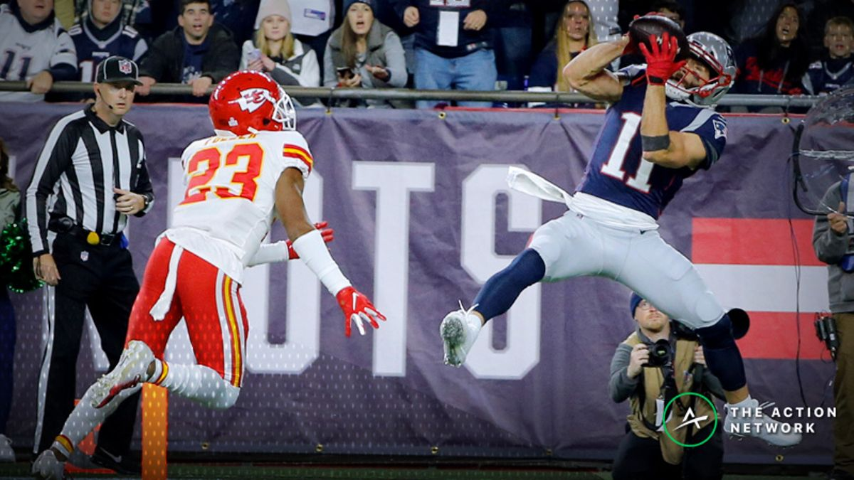 Millman's Week 6 NFL Recap: Sweating Chiefs-Patriots and Getting the Best of the Number article feature image
