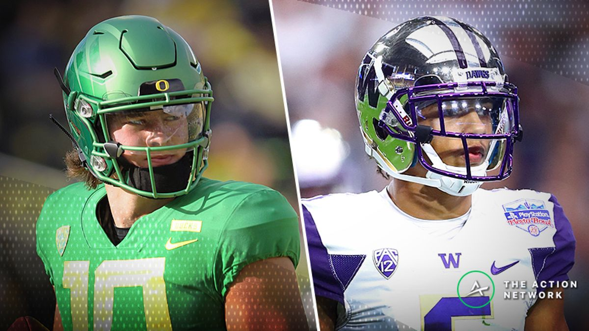 Washington-Oregon Betting Guide: Recency Bias Skewing These Odds article feature image