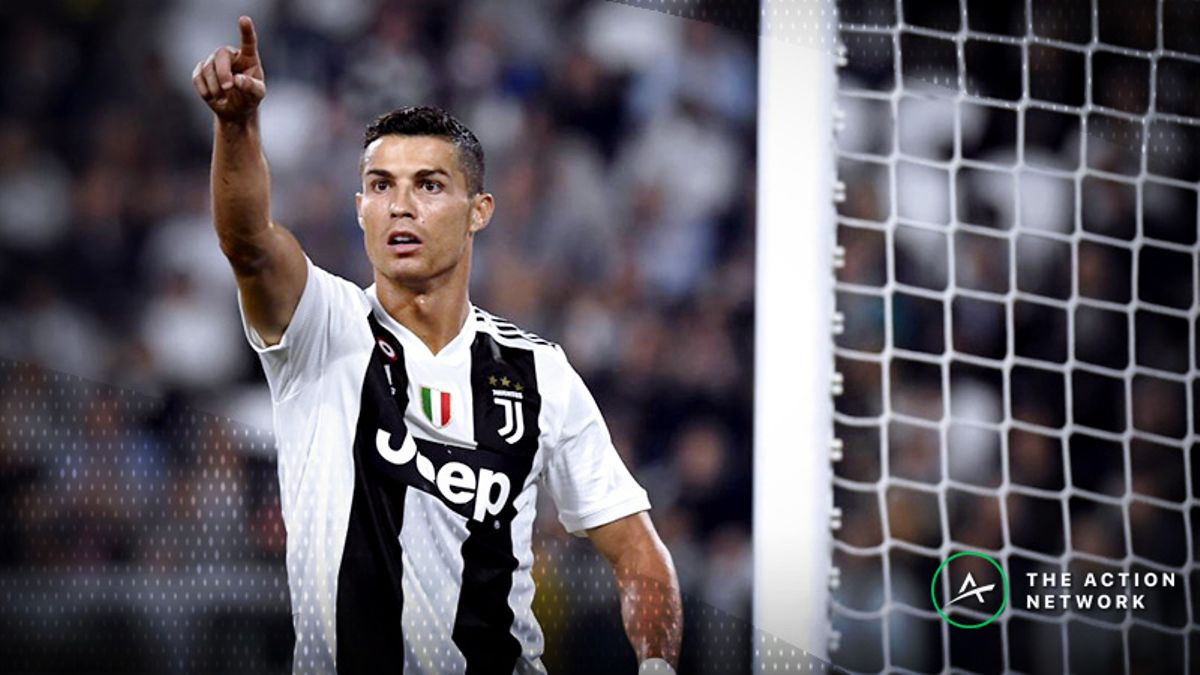 Juventus-Manchester United Betting Preview: Ronaldo Returns to Old Trafford article feature image