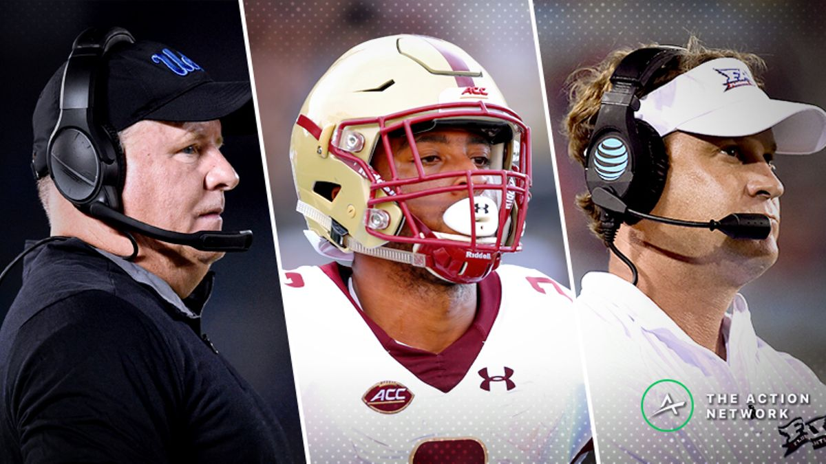 Friday College Football Betting Guide: Insights, Odds for All 5 Games article feature image