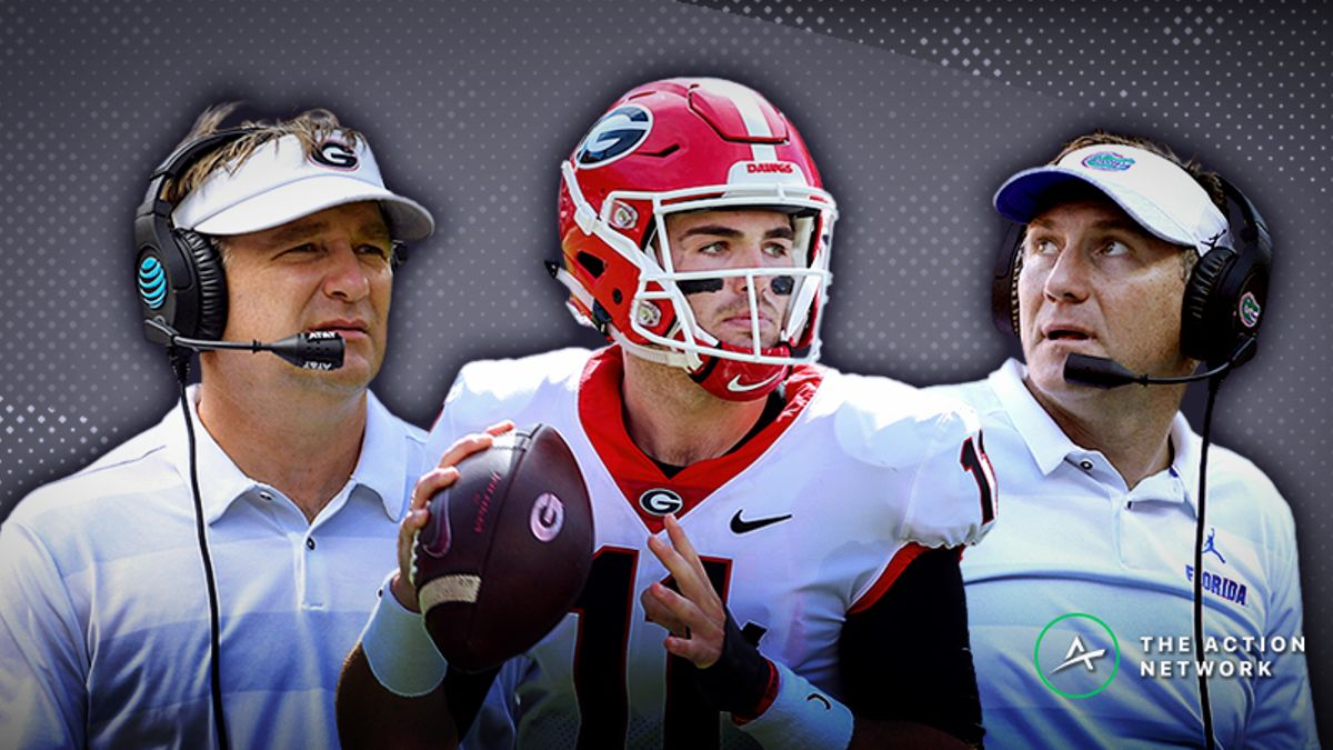 Georgia-Florida Betting Guide: Bulldogs Still Getting Too Much Credit for Last Season article feature image