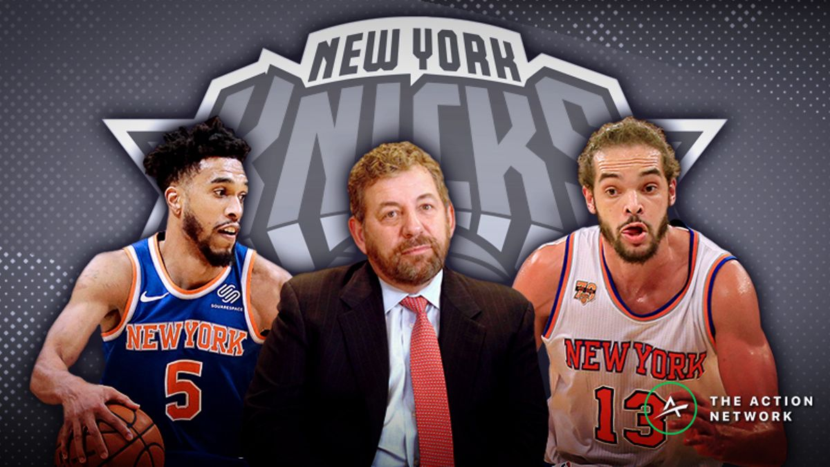 Wob: The Knicks Must Face Their Toughest Test Yet — Themselves article feature image