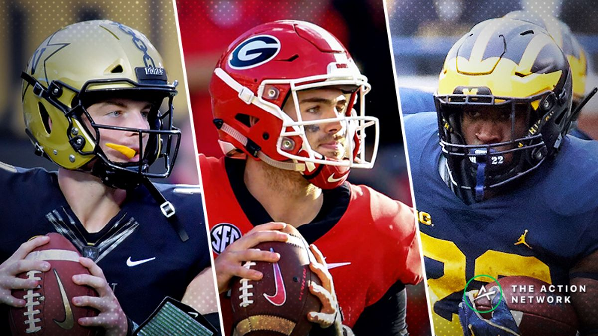 Wilson: My 9 Favorite College Football Bets for Week 7 article feature image