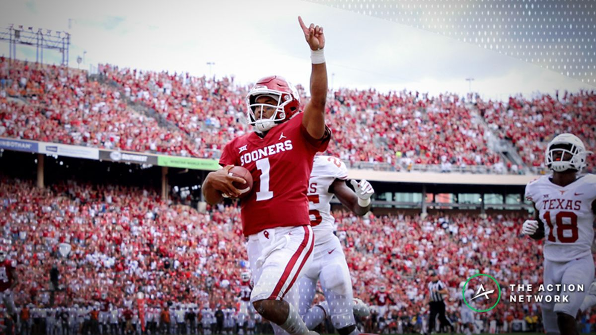 Heisman Odds Watch: Favorites Pulling Away After Week 6 article feature image
