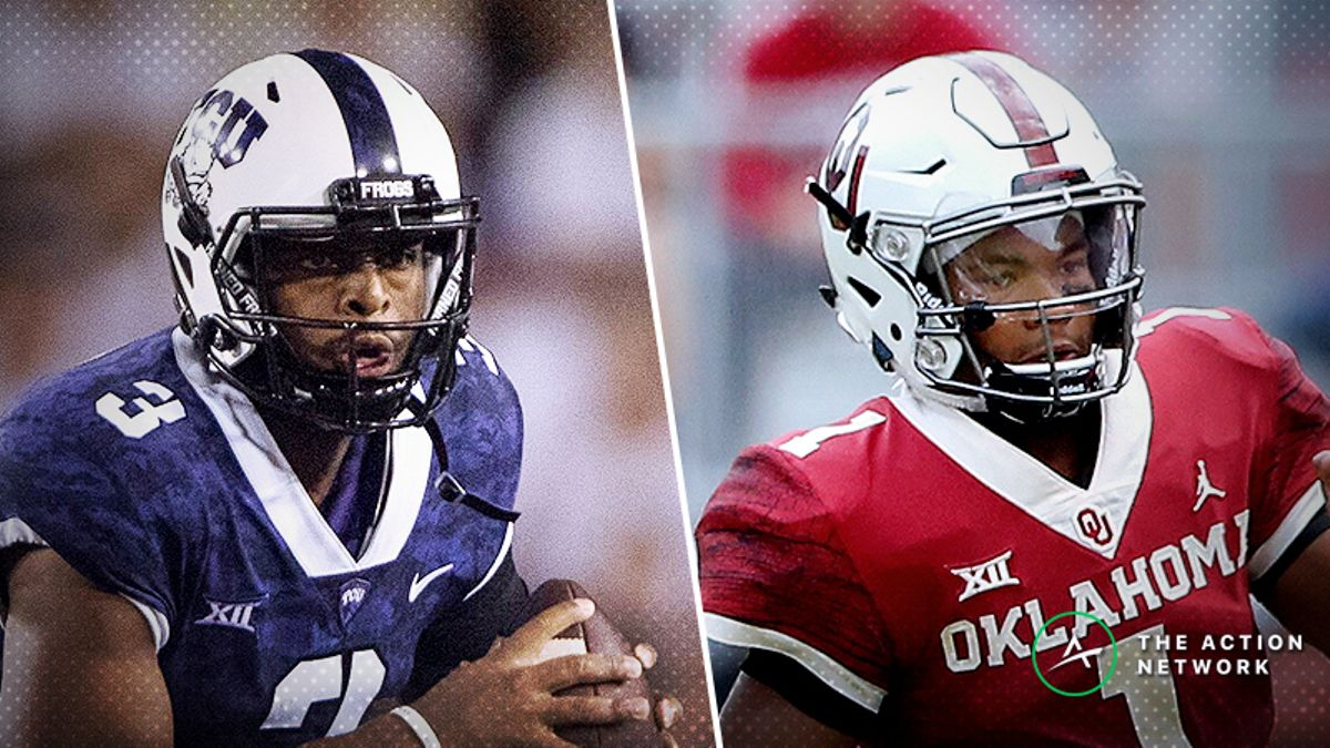 Oklahoma-TCU Betting Guide: Will Sooners Defense Get Much Needed Overhaul? article feature image