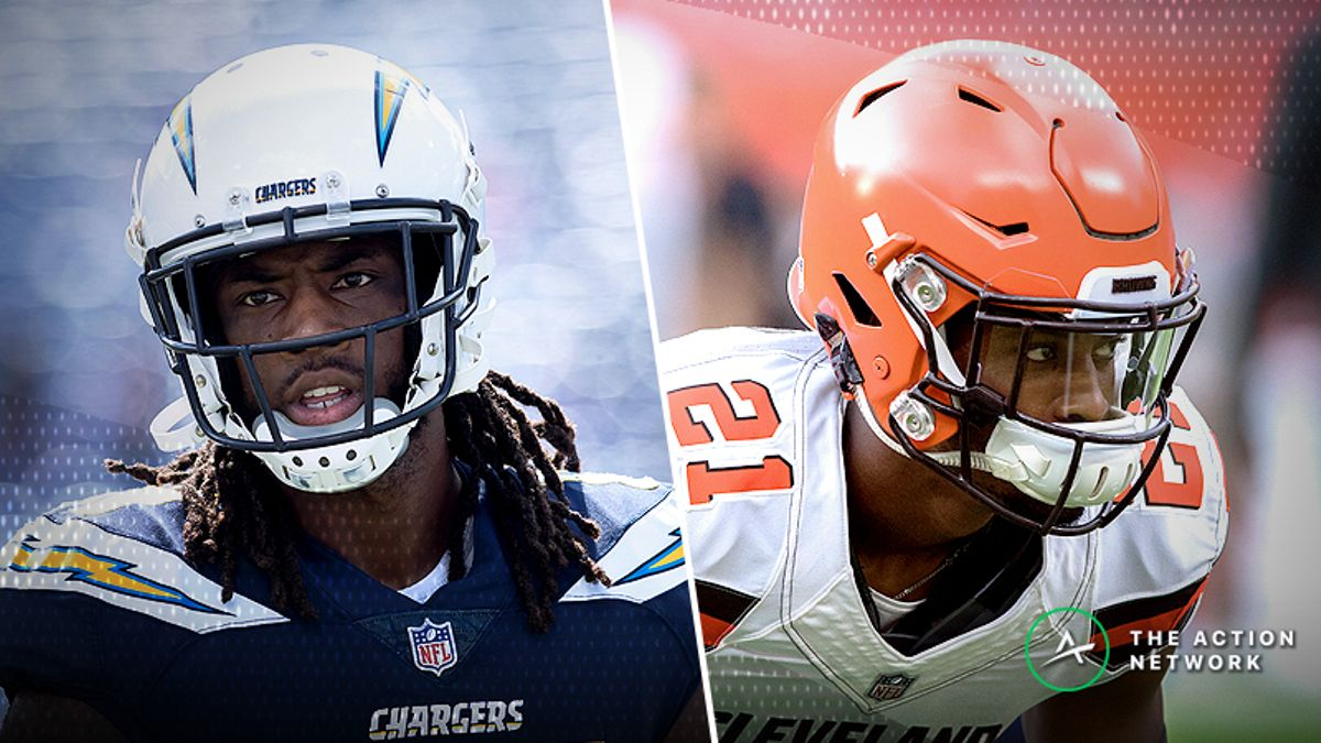 Chargers-Browns Betting Preview: How to Bet This Over/Under article feature image