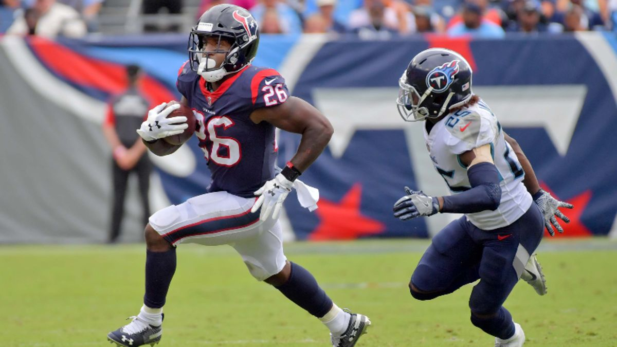 Lamar Miller Fantasy Football Rankings, 2019 Projections, Analysis, More article feature image
