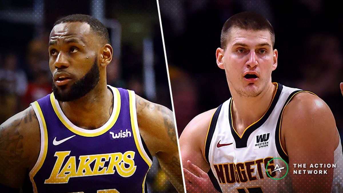 Nuggets-Lakers Betting Guide: Why the Matchups Favor LeBron & Co. article feature image