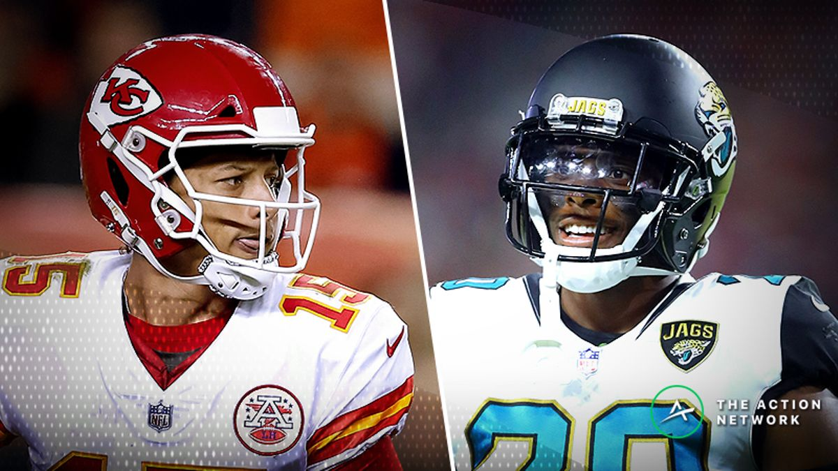 Raybon: Should You Bench Patrick Mahomes in Fantasy vs. Jags D? article feature image