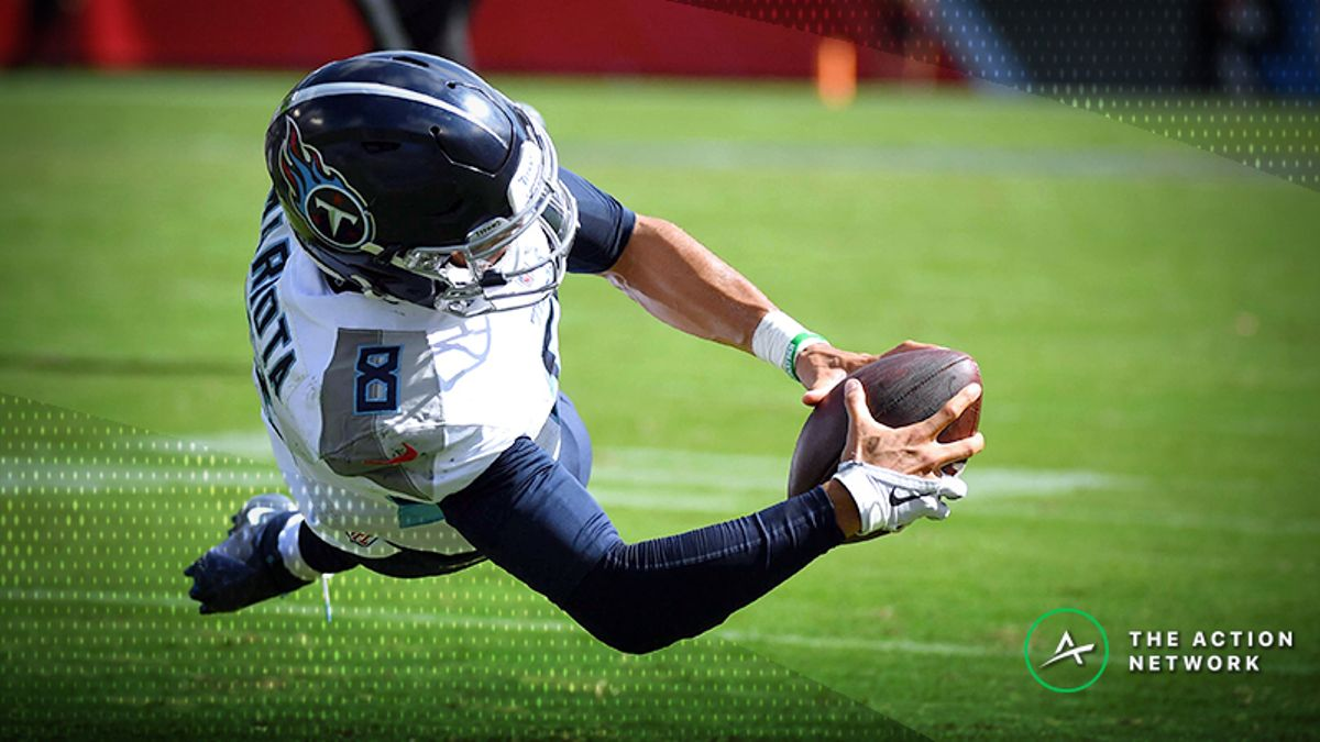 Millman's RedZone Diaries: Marcus Mariota, Miracle Covers and a Gambling Day for the Ages article feature image