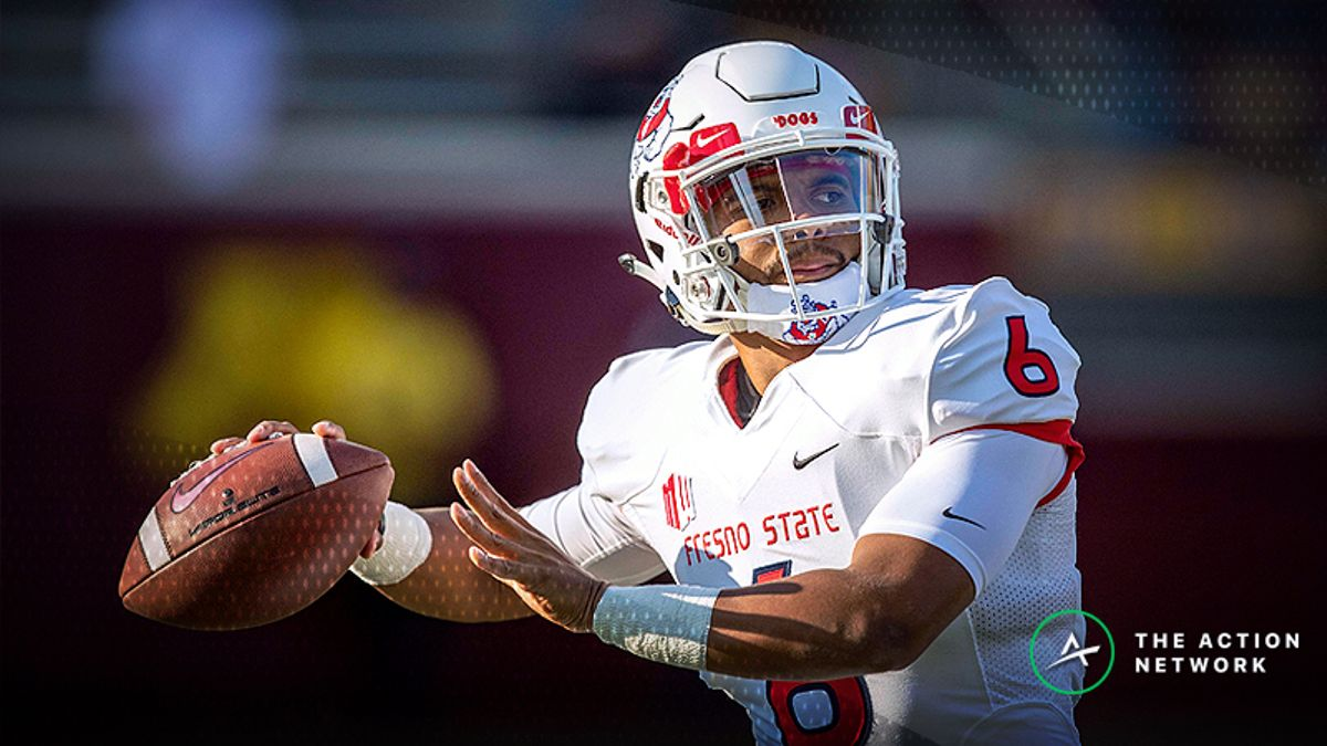 Sharp Action Has Fresno State-New Mexico Line on the Move article feature image