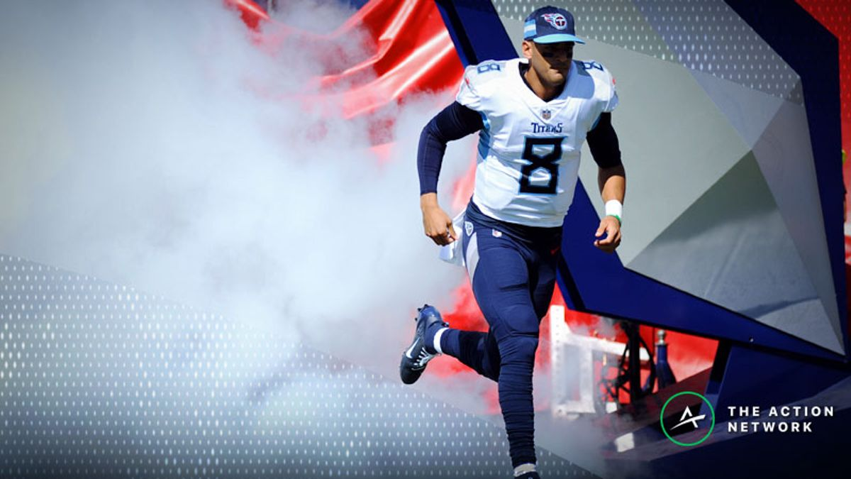 Titans-Chargers Betting Preview: Does Tennessee Have Value in Bounce-Back Spot? article feature image
