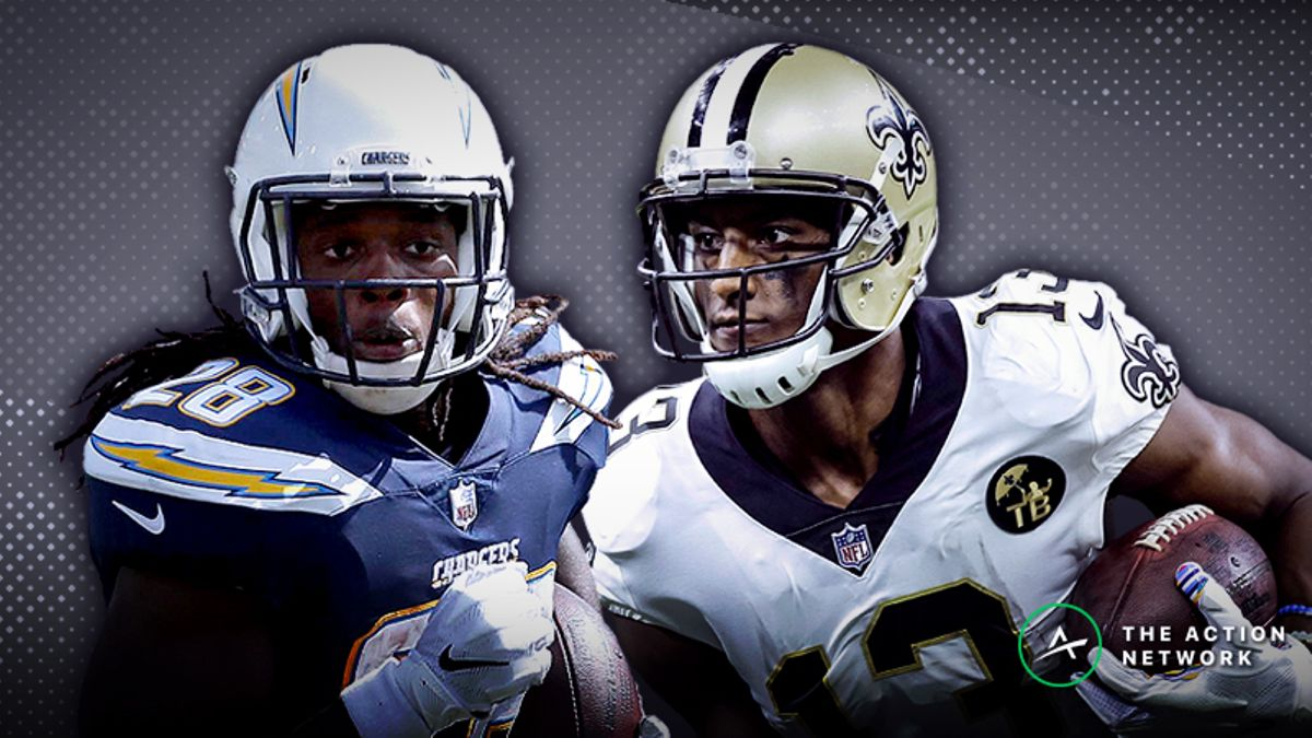 Week 7 Fantasy Football Rankings For Every Position The Action Network