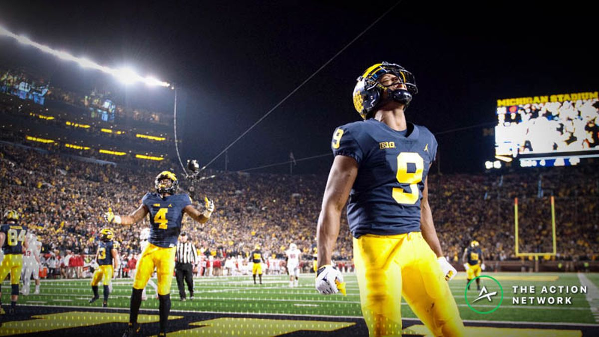Week 8 College Football Odds: Spreads and Over/Unders article feature image
