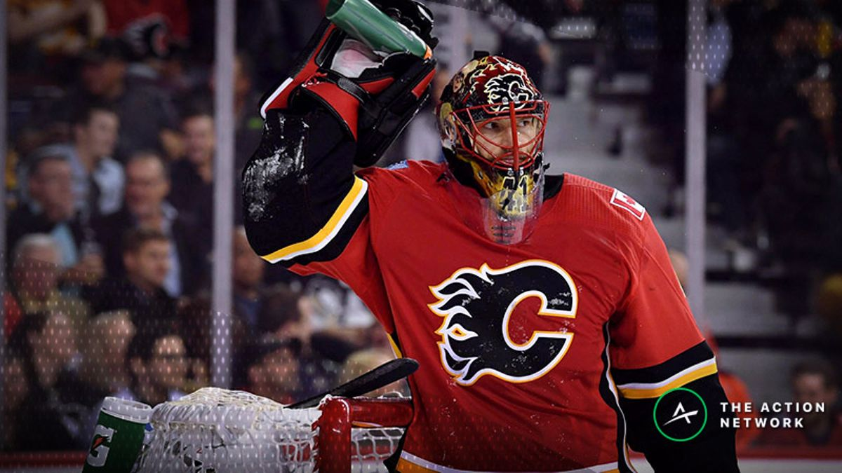 NHL Betting: Has the Market Overreacted to Calgary's Struggles? article feature image