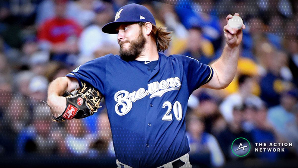 Lo Duca: Should Bettors Expect Another Pitching Clinic In Brewers-Dodgers Game 5? article feature image