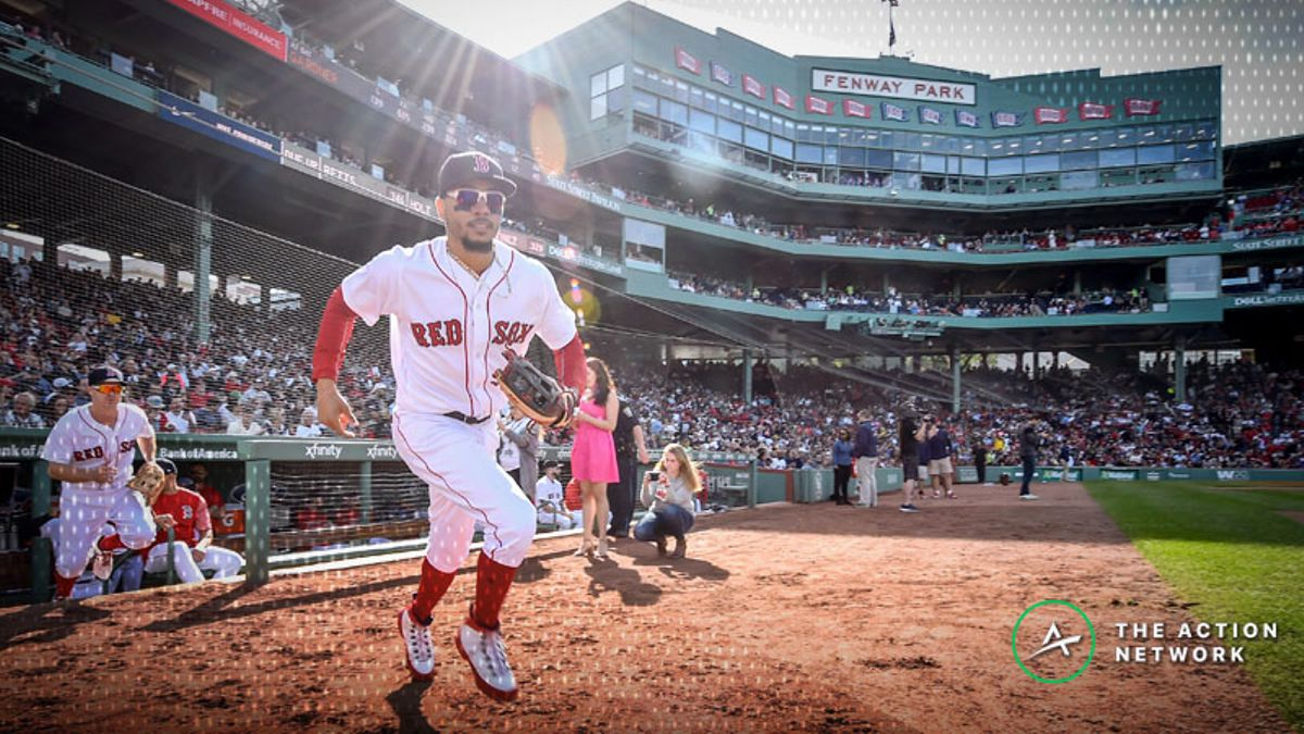 BlackJack: Why I'm Betting the Red Sox in Game 1, Plus 2 Other Friday Plays article feature image