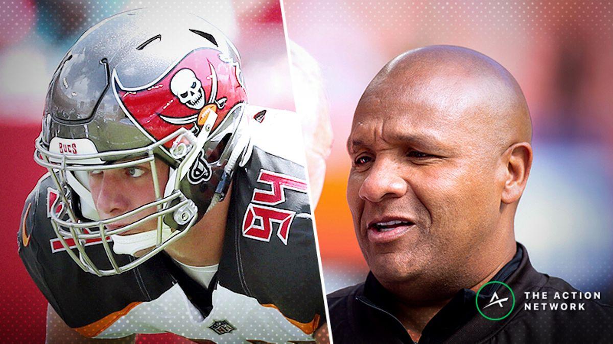 NFL Revenge Games in Week 7: Carl Nassib Seeks Hard Knocks-Themed Vengeance article feature image