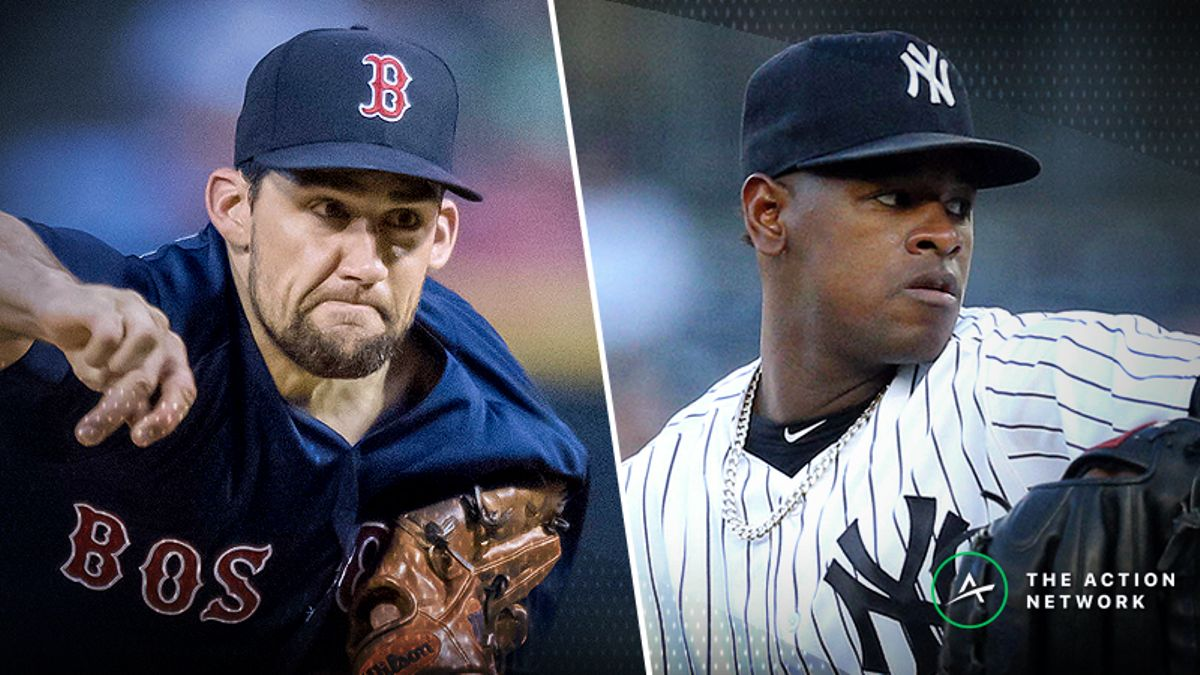 Lo Duca: Can the Yankees Get to Boston's Bullpen Early in Game 3? article feature image
