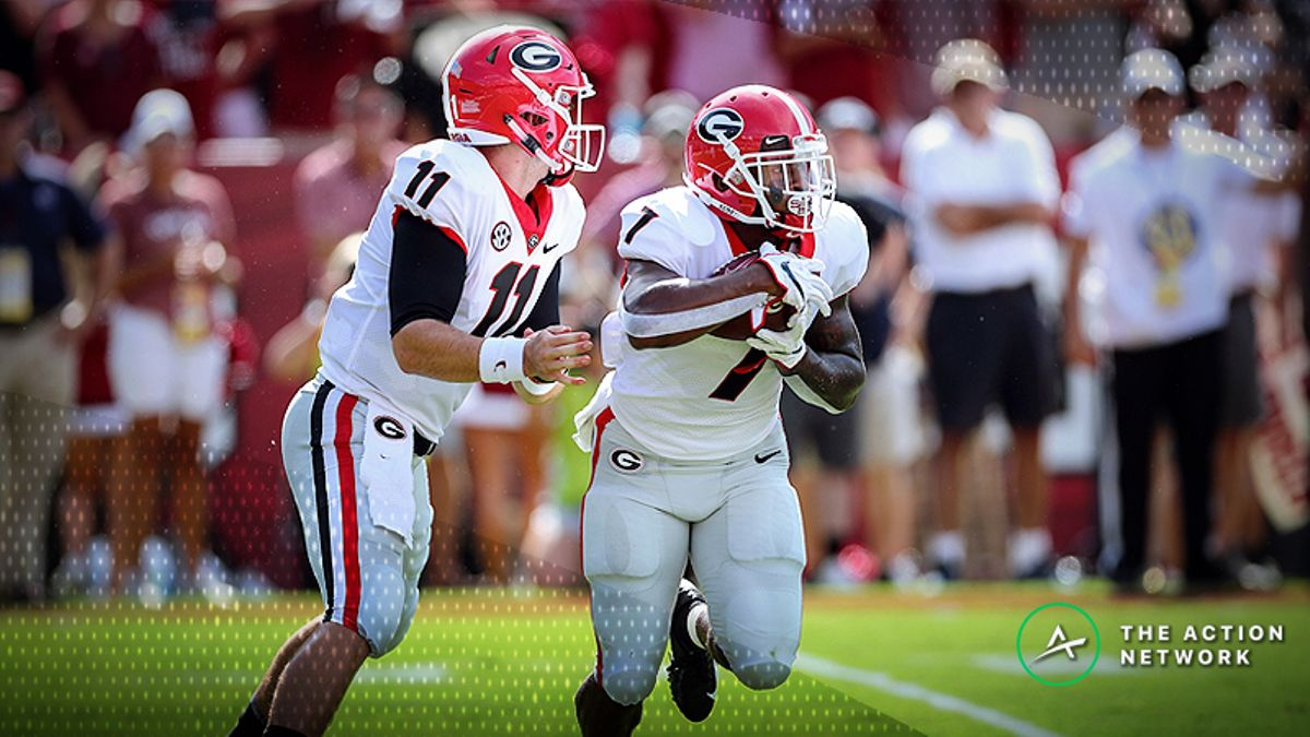 Heisman Odds Watch: Georgia Candidates Take Hits After Week 5 article feature image