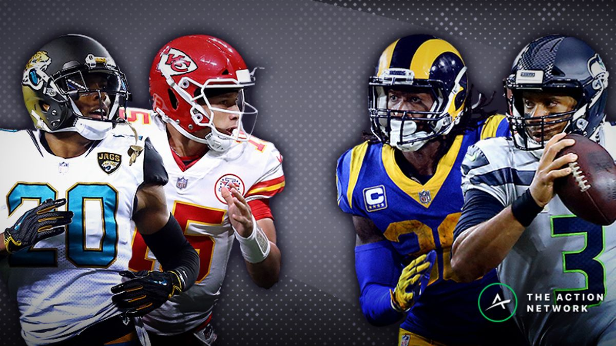 NFL Week 13 Cheat Sheet: Betting, Fantasy Football, More article feature image