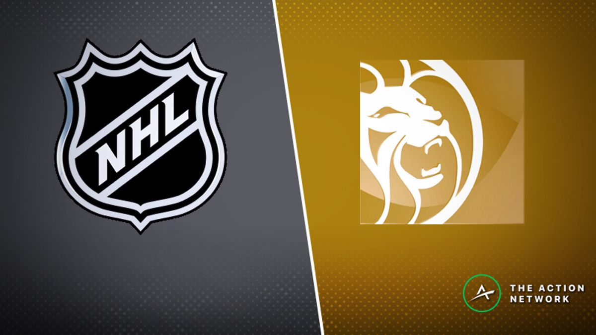 NHL Announces Sports-Betting Partnership with MGM Resorts article feature image