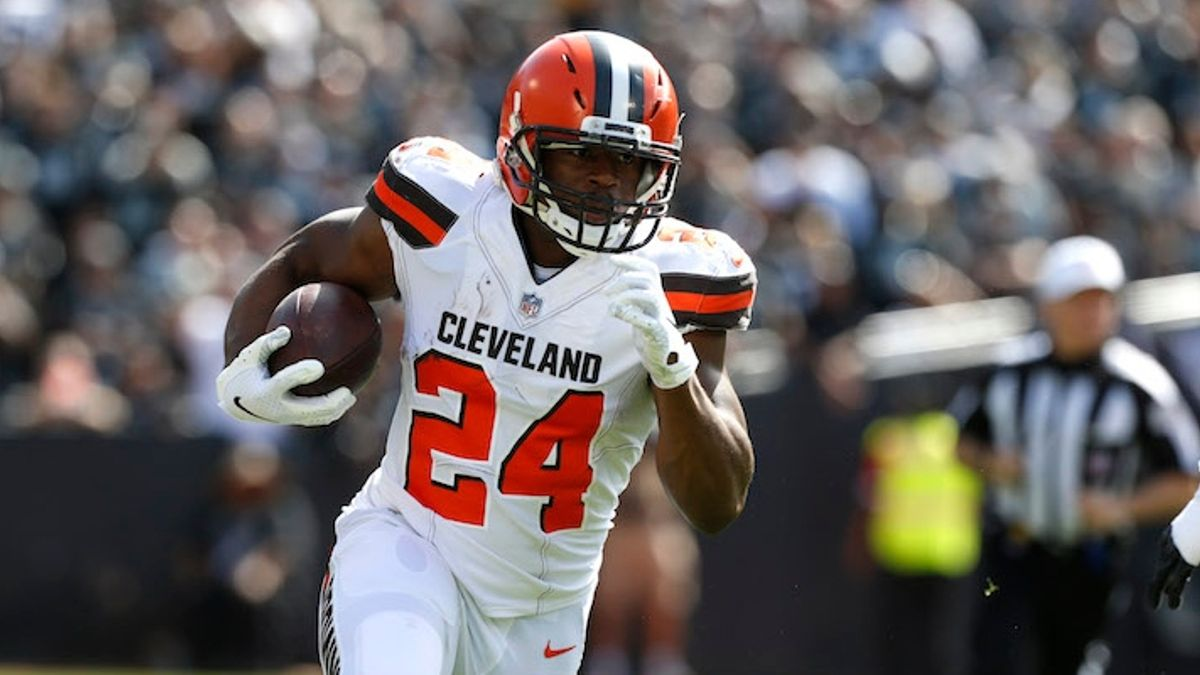 Does Nick Chubb Deserve to be a First Round Fantasy Football Pick? article feature image