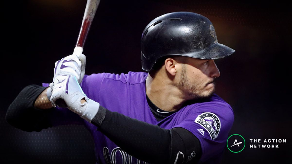 NLDS Game 1 Player Props: Will Nolan Arenado Find Success Against Brewers? article feature image