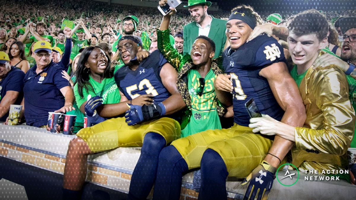 Week 6 College Football Odds: Spreads and Over/Unders article feature image