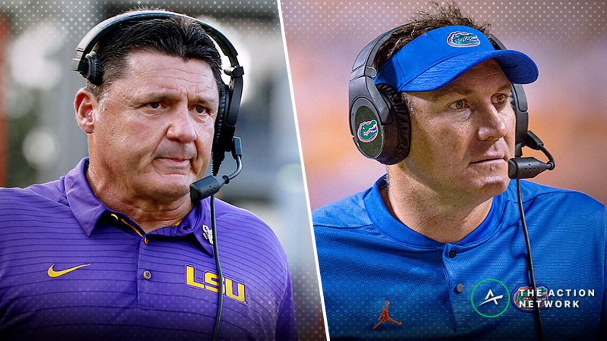 LSU-Florida Betting Guide: Tigers Finally Getting Respect, But Is it Too Much? article feature image