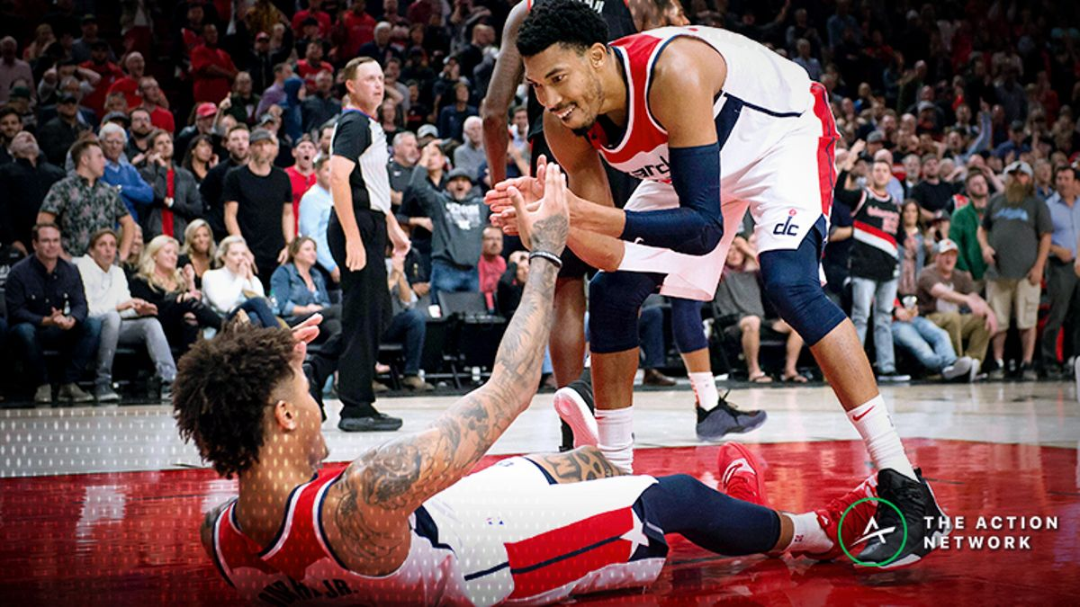 It's Time to Stop Blaming Otto Porter for Wizards' Struggles article feature image