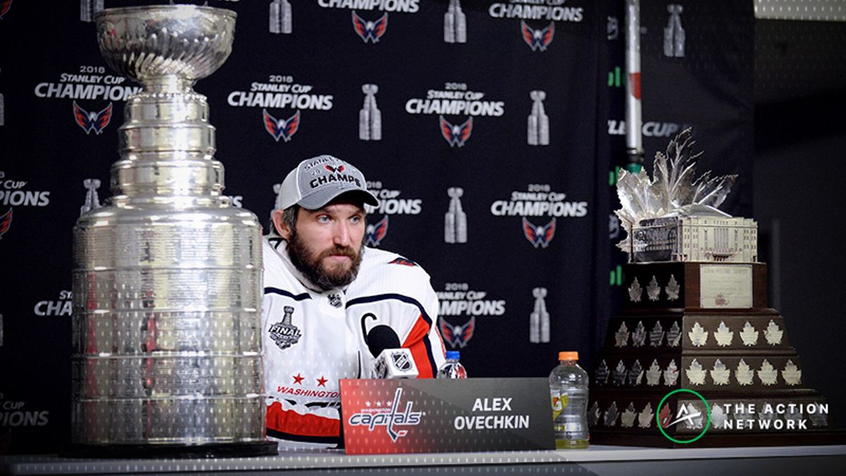 Our Staff's Favorite Bets for the 2018-19 NHL Season article feature image