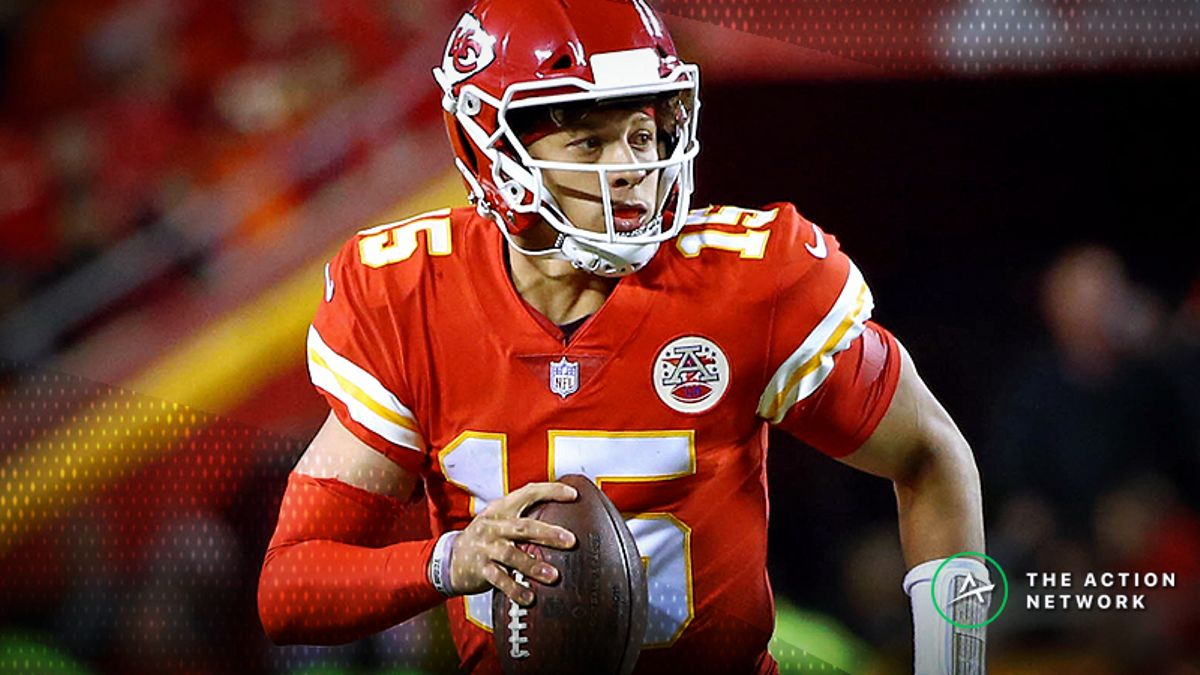 Kansas City Chiefs Nearing Historic Start Against the Spread article feature image