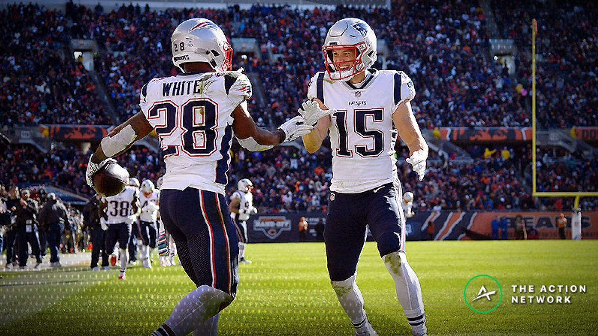 Patriots Open as Largest Road Favorites of 2018 Season Against Bills article feature image