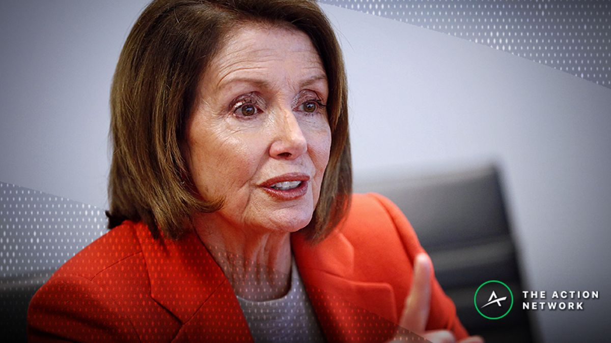 Nancy Pelosi's Odds to Be the Next Speaker of the House article feature image