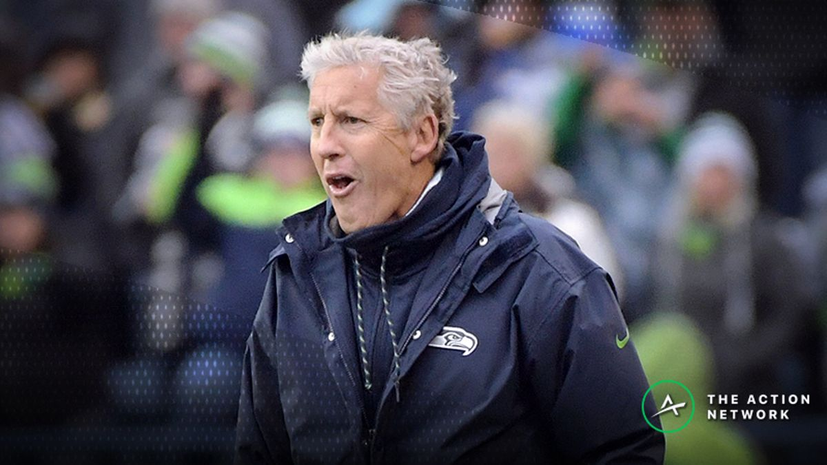 Rams-Seahawks Already Generating Sharp, Public Betting Action article feature image