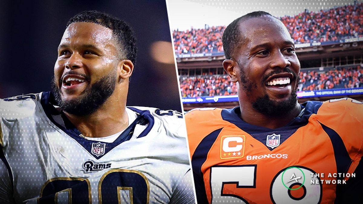 Rams-Broncos Betting Preview: Is Los Angeles Too Big of a Road Favorite? article feature image