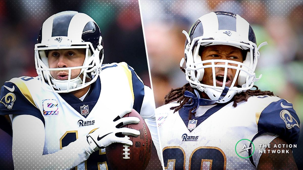 Week 7 NFL Matchup Manifesto: Expect the Rams to Score a Lot in San Francisco article feature image