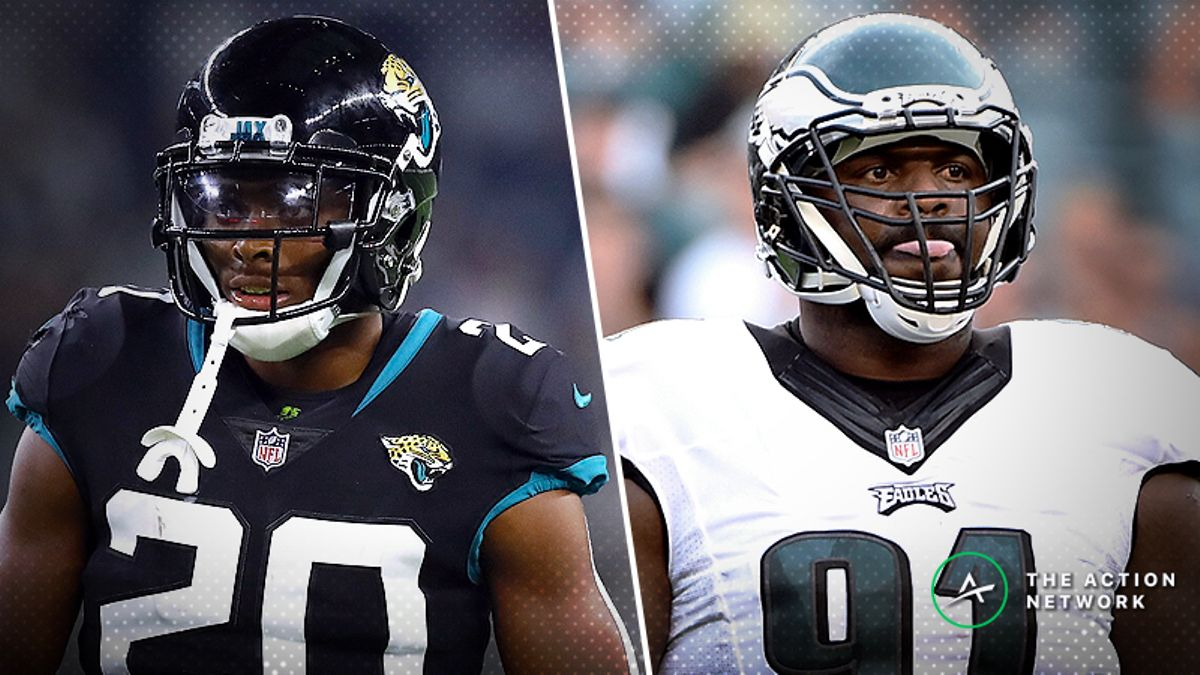 Week 8 NFL Matchup Manifesto: Eagles-Jaguars Could Be a Defensive Slugfest article feature image
