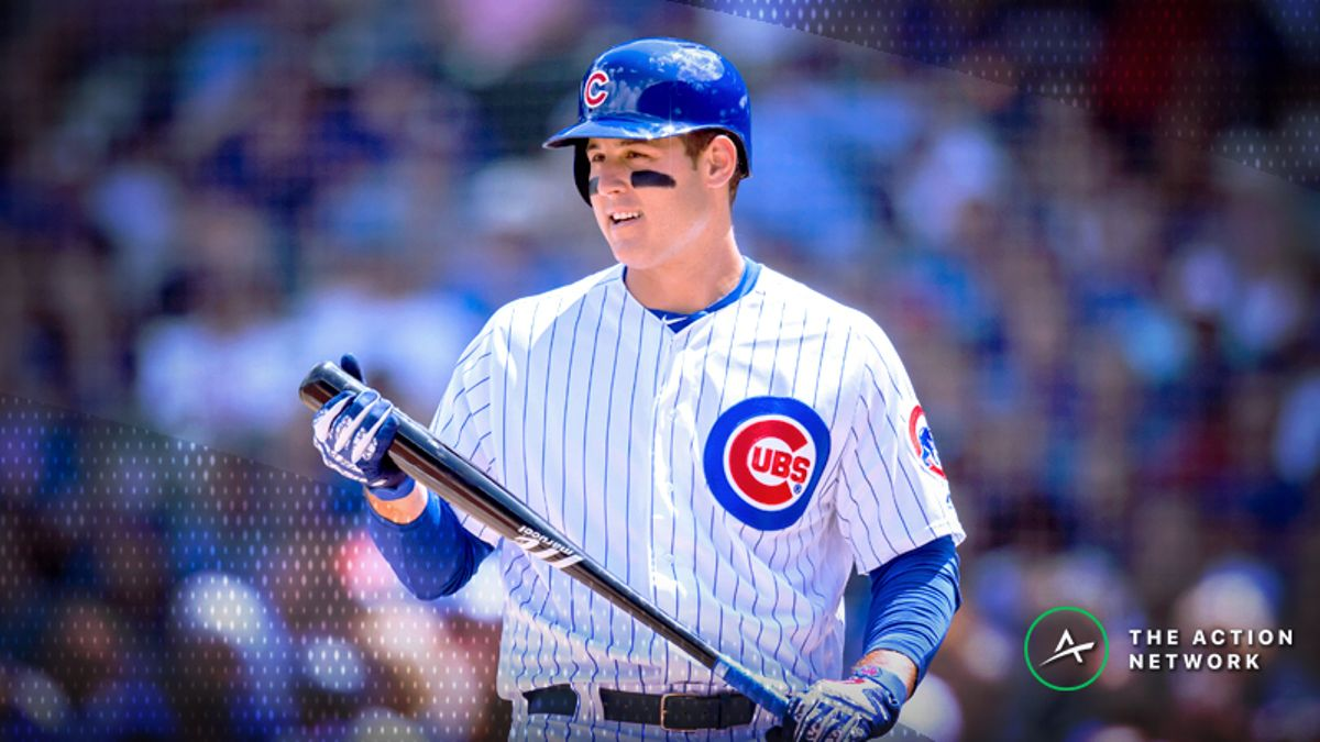 Best Rockies-Cubs Player Props: Nolan Arenado vs. Anthony Rizzo article feature image