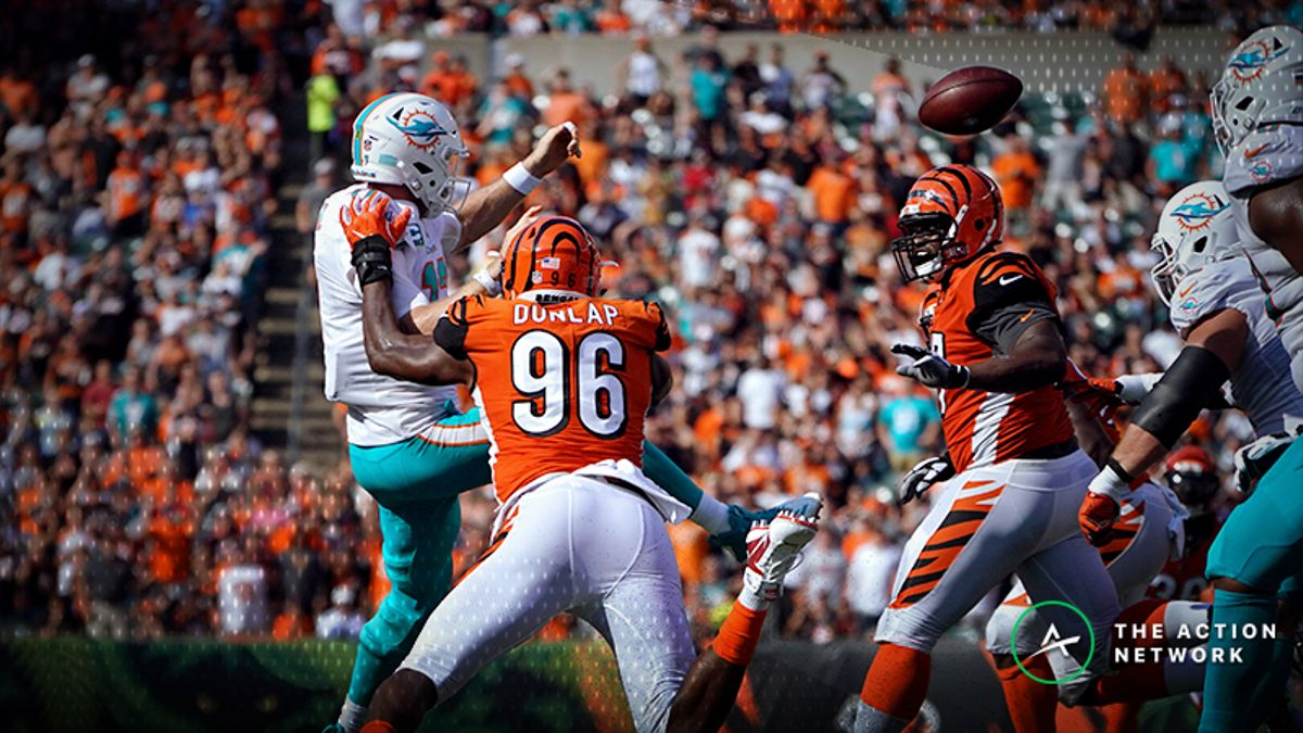 NFL Bad Beats, Week 5: Thanks for Nothing, Dolphins article feature image